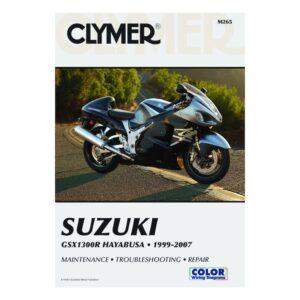 Suzuki Hayabusa Service Manual