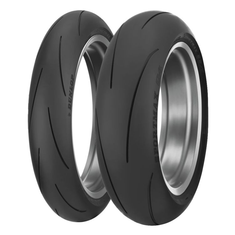motorcycle tires, dunlop tires, track tires, sportbike tires, cruiser tires,
