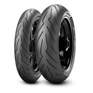 Pirelli Diablo Rosso III Tires