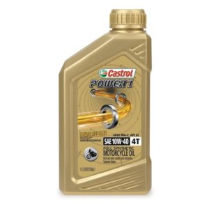 CASTROL POWER 1 4T SYNTHETIC OIL