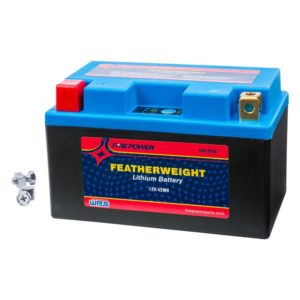 FIREPOWER CTZ10S LITHIUM BATTERY, aprilia motorcycle parts