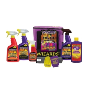 WIZARDS MOTORCYCLE DETAIL KIT