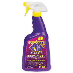 WIZARDS SPRAY WAX MYSTIC DETAILER