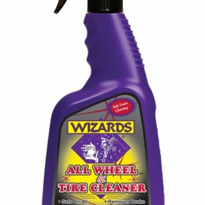 WIZARDS WHEEL & TIRE CLEANER