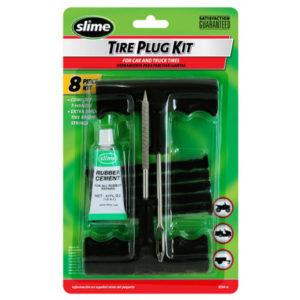 SLIME TIRE PLUG KIT, tire repair kits