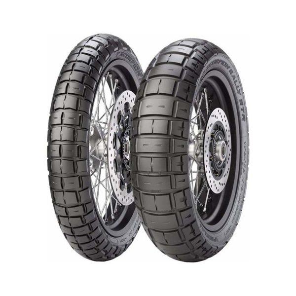 Pirelli Rally STR Tire, motorcycle tires, adv tires, pirelli tires