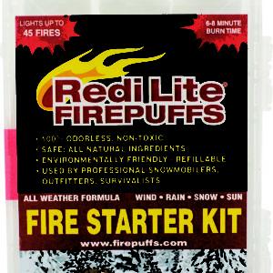 Redi Lite Fire Starter Kit